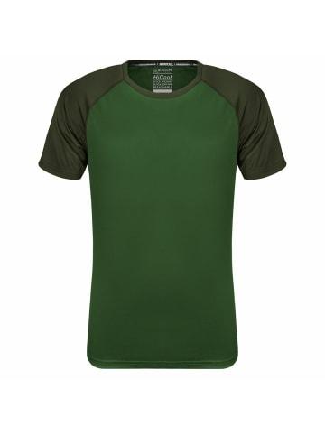 BleuAlps Sportshirt in Grün