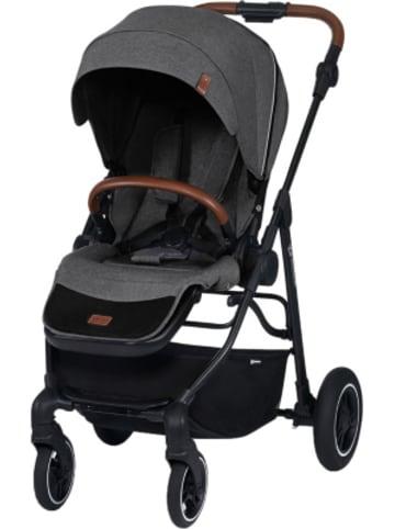 Kinderkraft Kombi-Kinderwagen ALL ROAD, grau
