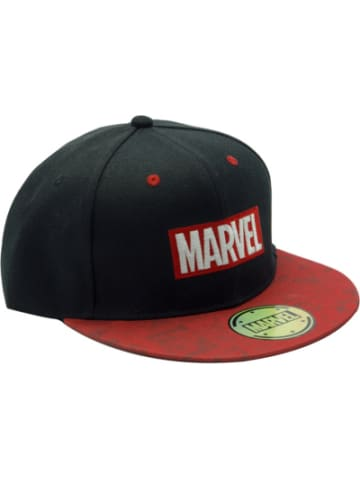 Marvel Heroes Cap Marvel Logo Snapback