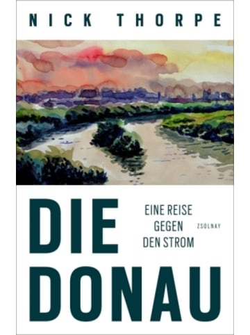 Zsolnay Die Donau