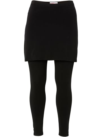 Sheego by Joe Browns Leggings in schwarz