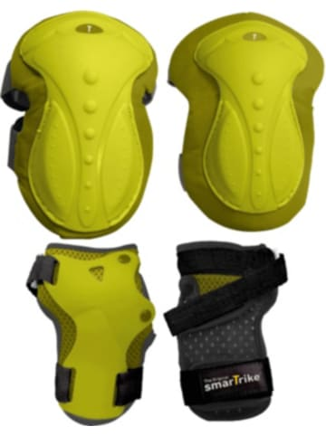 SmarTrike Protektoren-Set Gr. S, gelb