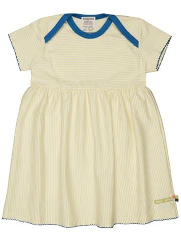 Loud + proud Kleid Streifen in Lemon