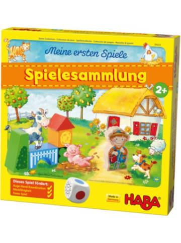 Haba 304223 Meine ersten - Spielesammlung