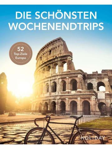Travel House Media HOLIDAY Reisebuch: Die schönsten Wochenendtrips   Amsterdam, Barcelona,...