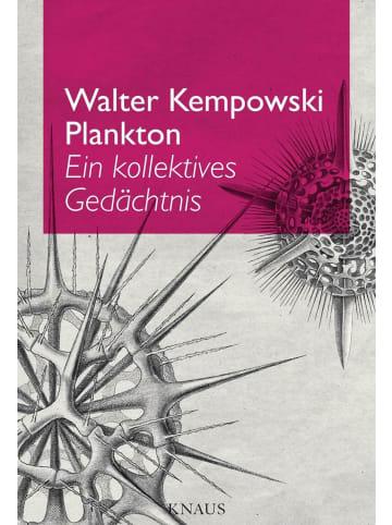 Knaus Plankton   Ein kollektives Gedächtnis