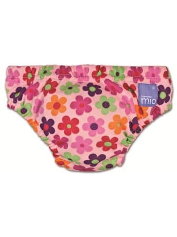 Bambino Mio Schwimmwindel pink mit Blumenmuster Large (9-12kg)