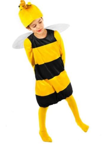 Maskworld Kostüm Biene Maja Willi, 2-tlg.