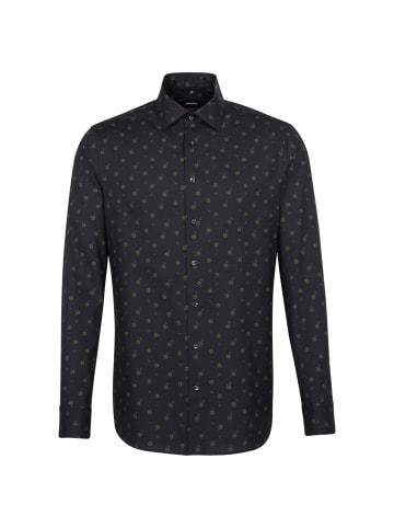 Seidensticker Business Hemd Regular in Grau