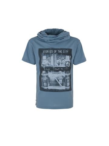 Streetkids Jungen T-Shirt SK in blue shadow
