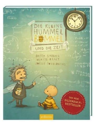 Ars edition Die kleine Hummel Bommel und die Zeit