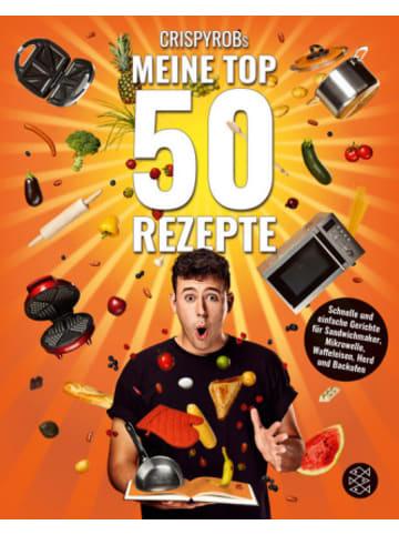 Fischer Kinder- und Jugendbuch CrispyRobs Meine Top 50 Rezepte