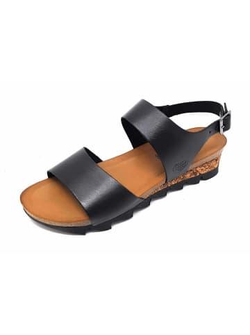 TakeMe Sandalen/Sandaletten in schwarz