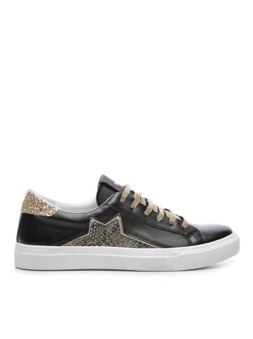 Tanca Damen Sneaker low in schwarz