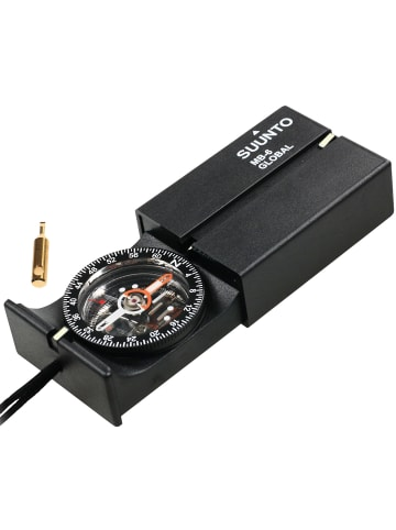 Suunto Kompass MB-6 Global in schwarz