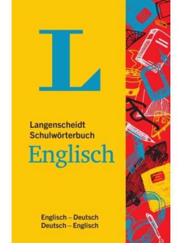 Langenscheidt Langenscheidt Schulwörterbuch Englisch