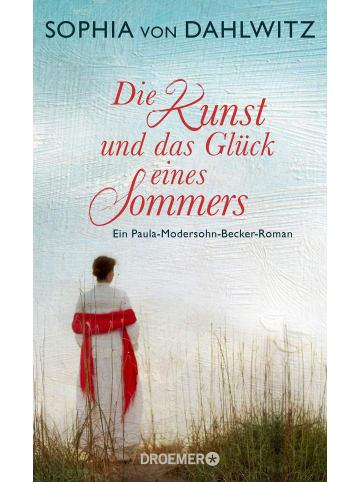 Droemer Die Kunst und das Glück eines Sommers | Ein Paula-Modersohn-Becker-Roman