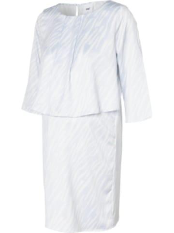 Mama licious MLKAMILLE JUNE 3/4 WOVEN DRESS NF N - Umstandskleider - weiblich