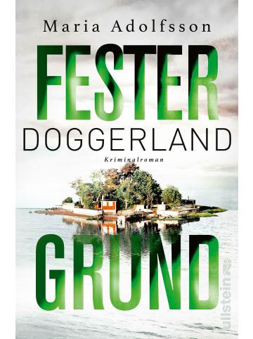 Ullstein Taschenbuchverlag Doggerland. Fester Grund | Kriminalroman