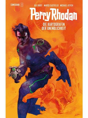Cross Perry Rhodan Comic 1: Die Kartografen der Unendlichkeit 1