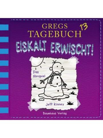 Bastei Lübbe Verlag Gregs Tagebuch - Eiskalt erwischt!, 1 Audio-CD