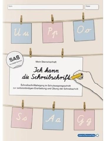 Sternchenverlag Ich kann die Schreibschrift in SAS