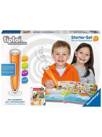 Tiptoi tiptoi® Starter-Set: Stift und Bauernhof-Buch