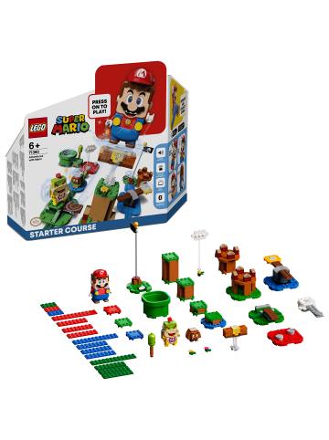 LEGO Super Mario 2er Set: 71360 Starterset + 71363 Wüsten-Pokey - Erweiterungsset