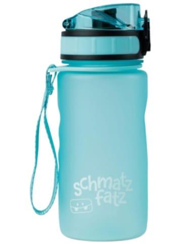 Schmatzfatz Tritan-Trinkflasche 350 ml, türkis