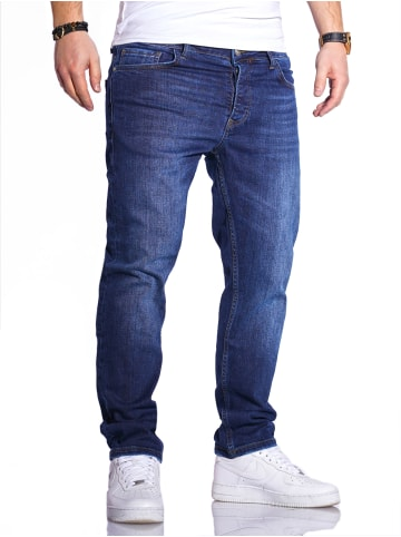 Rello & Reese  Jeanshose Nick in Midnight Blue