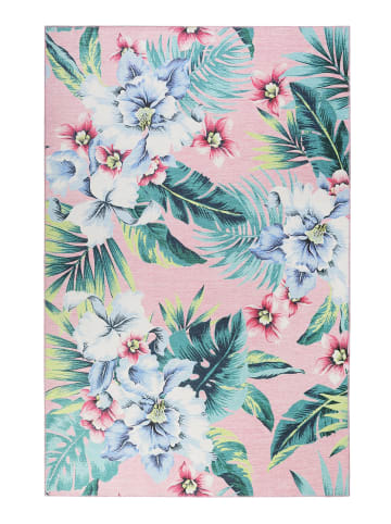 Accessorize Teppich Tropical Orchid in rosa