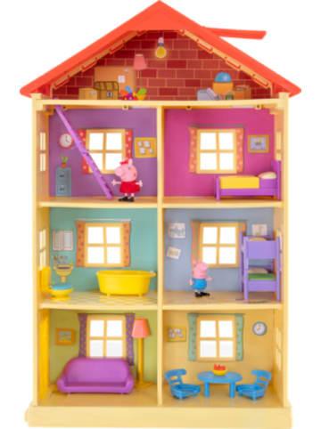 Jazwares Peppa Pig - Peppa's Traumhaus