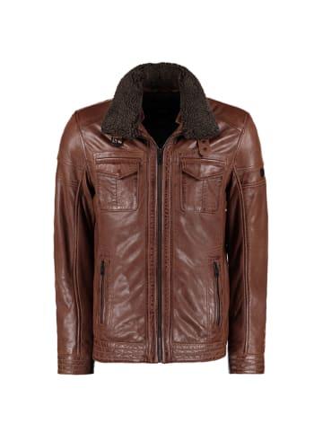 Donders DNR Jackets Lederjacke in light brown