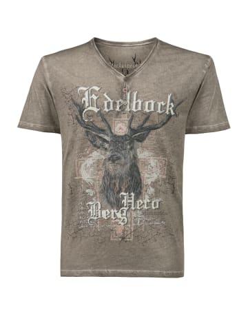 "Stockerpoint T-Shirt ""Berghero"" in stein"