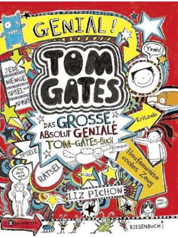 EGMONT Schneiderbuch Tom Gates - Das große, absolut geniale Tom-Gates-Buch