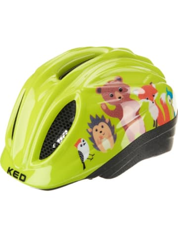 KED Fahrradhelm Meggy Waldtiere