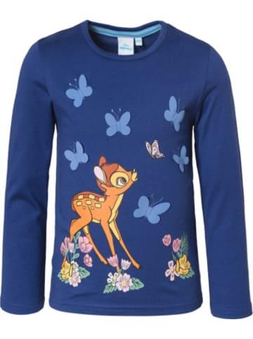Disney Bambi Bambi Langarmshirt mit Applikationen