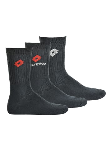 Lotto Socken 3er Pack in Marine