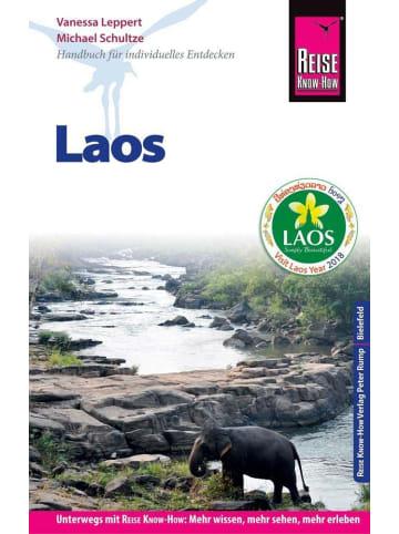 Reise Know-How Verlag Reise Know-How Reiseführer Laos
