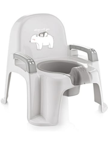 Babyjem Baby Toilettentrainer - Töpfchen, grau