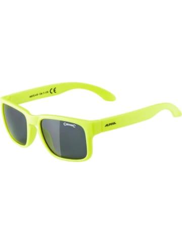Alpina Sonnenbrille mitzo neon yellow