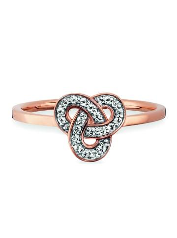 Caï Ringe 925/- Sterling Silber in rot