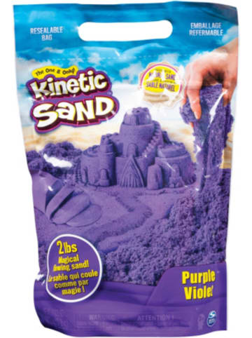 Spin Master Kinetic Sand 907 g Beutel lila