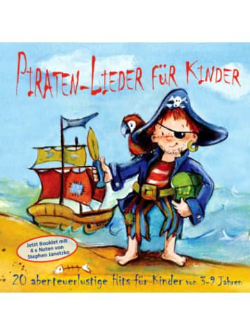 Mediaarte Piraten-Lieder für Kinder, Audio-CD