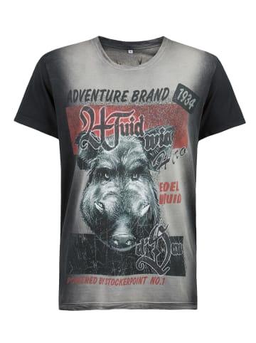 "Stockerpoint Shirt ""Wuidsau 2"" in vintage"