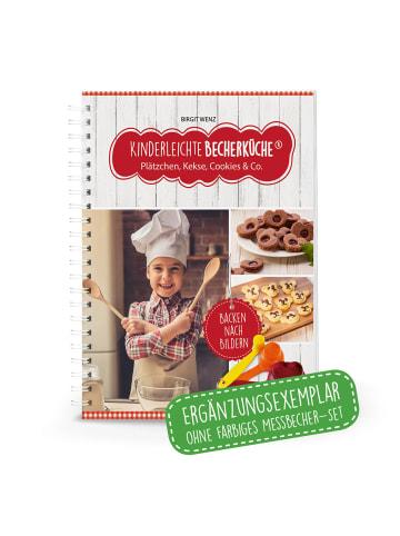 "Kinderleichte Becherküche Becherküche ""Kleine Gerichte ganz groß! - Backset inkl. 3tlg. Messbecher-Set"""