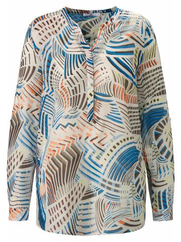 ANNA AURA Langarmbluse Bluse zum Schlupfen in multicolor