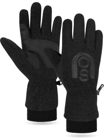 Normani Fleece Handschuhe Appat normani Fleece Handschuhe Appat in Schwarz