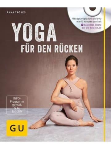 Gräfe und Unzer Yoga für den Rücken, m. DVD