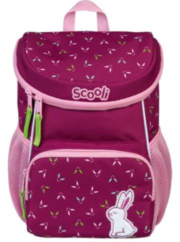 SCOOLI Kinderrucksack Mini-Me Rosie Rabbit